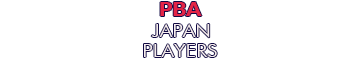 PBA Japan Players